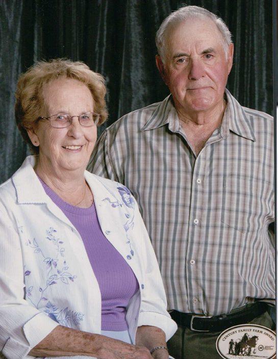 Howard & Alberta McKelvey