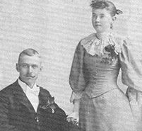J.M. & Dora Spangler