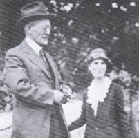 Cecil and Letitia Delves