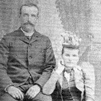 W.C. and Ella Faulkner